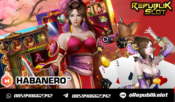 Habanero Slot Indonesia